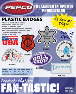 Badges and Pins