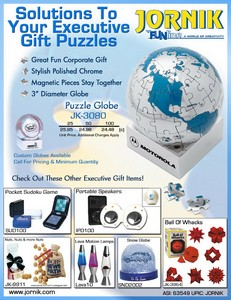 Executive Gift Puzzles